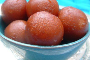 Recette gulab jamun