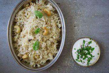 Recette riz coco