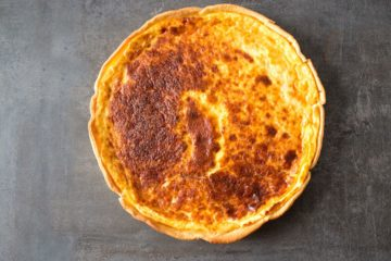 Recette tarte fromage