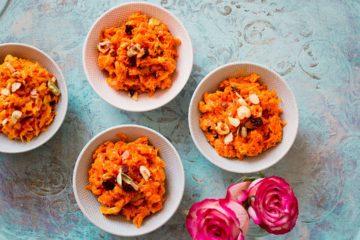 Recette halwa carotte