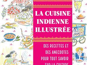 Livre cuisine indienne